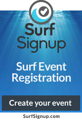 Surf Event Registration